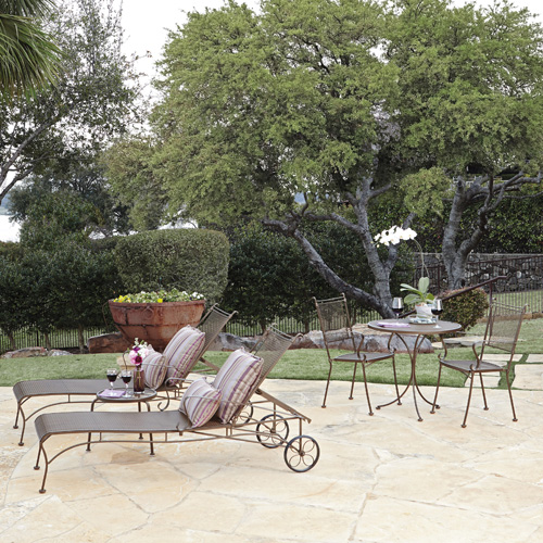 Iron Residential Woodard Furniture