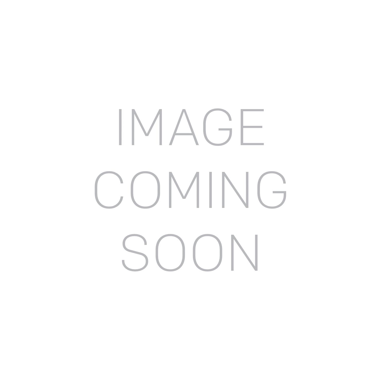 "Santorini 42"" x 84"" Oval Umbrella Table - Madrid Cast Top"