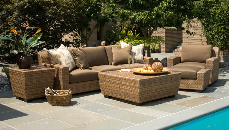 woodard acquires woven outdoor furniture