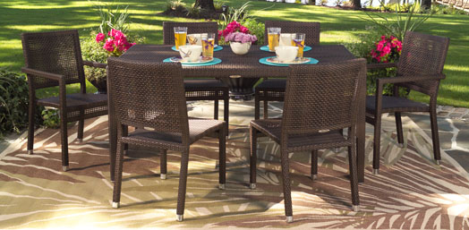 All-Weather Dining & Occasional