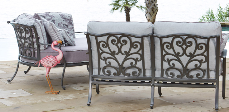New Orleans A Signature Collection Woodard Furniture