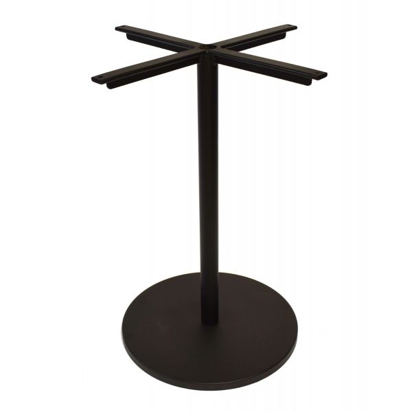 6TM6600 Weighted Bar Height Table Base by Woodard