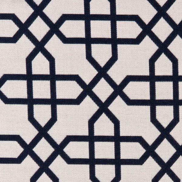 89C Bevel White Woodard Outdoor Fabric