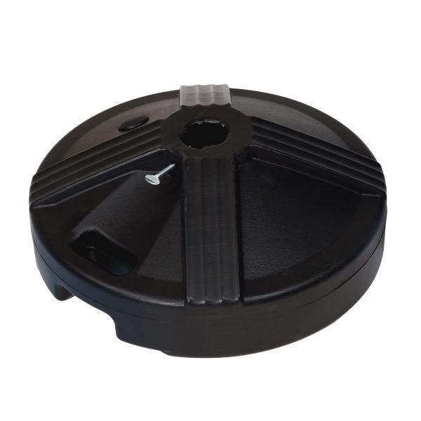 50 lb. Umbrella Base - Black