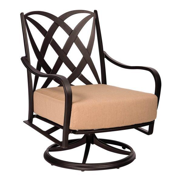 Apollo Swivel Rocker Lounge Chair