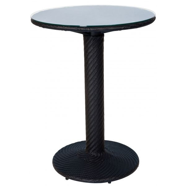 Barlow Bar Height Table - Dark Roast