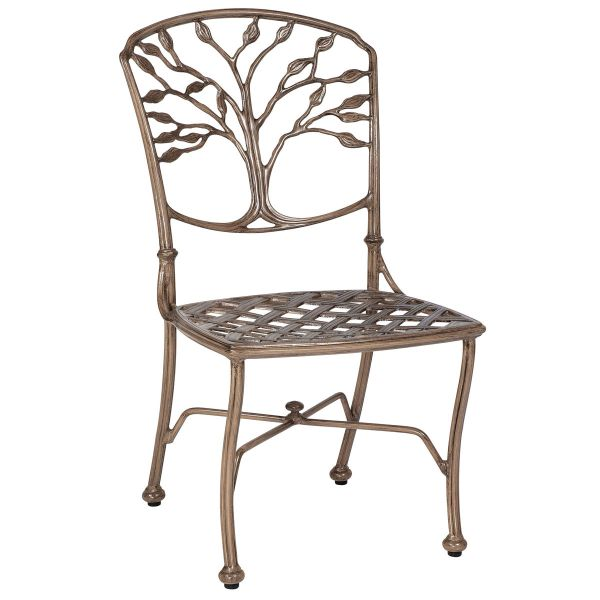 Dining Side Chair - without Cushion