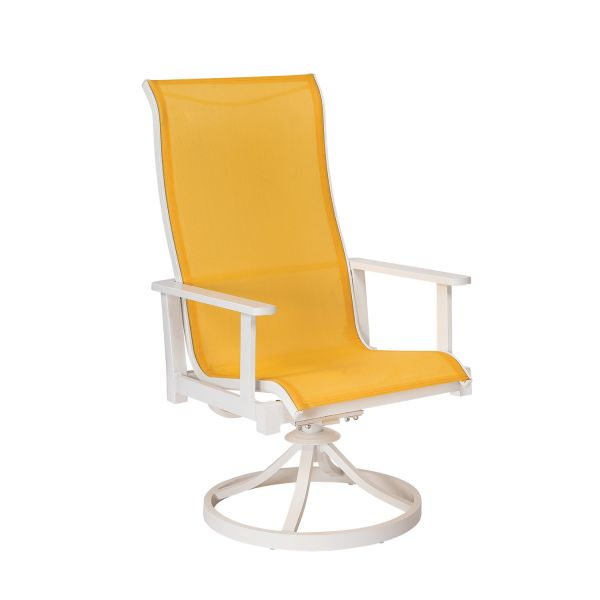Lake Lure Lake Lure Sling Swivel Chair