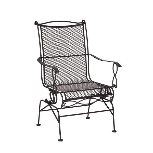Woodard Direct Rialto  W.I. Coil Spring Rocker