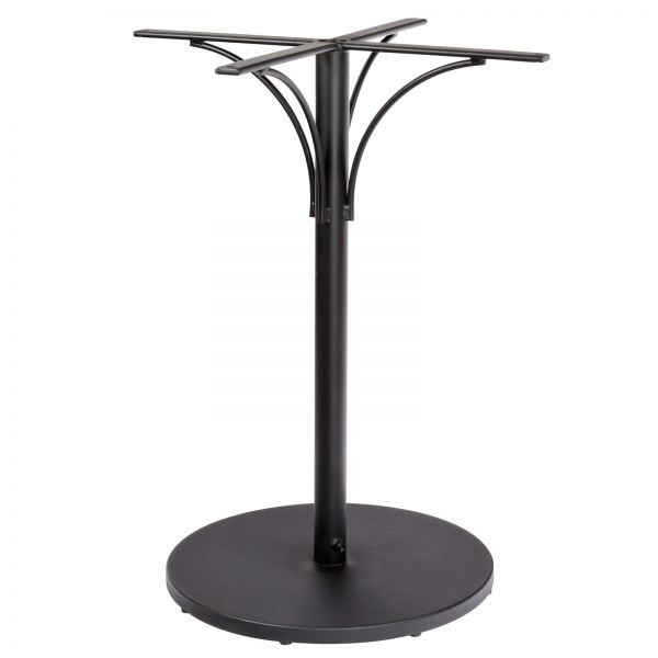 Pedestal Bar Height Base with Weighted Umbrella Base