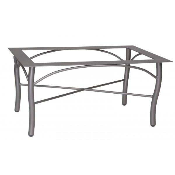 Tribeca Rectangular Coffee Table Base