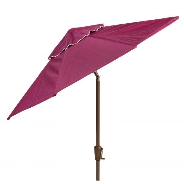7821CW Aluminum Market Umbrella