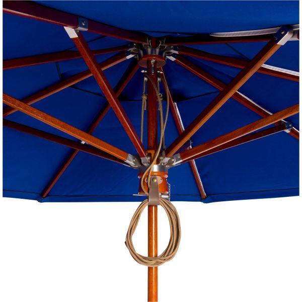 9821TW Hardware for Aluminum Market Umbrella