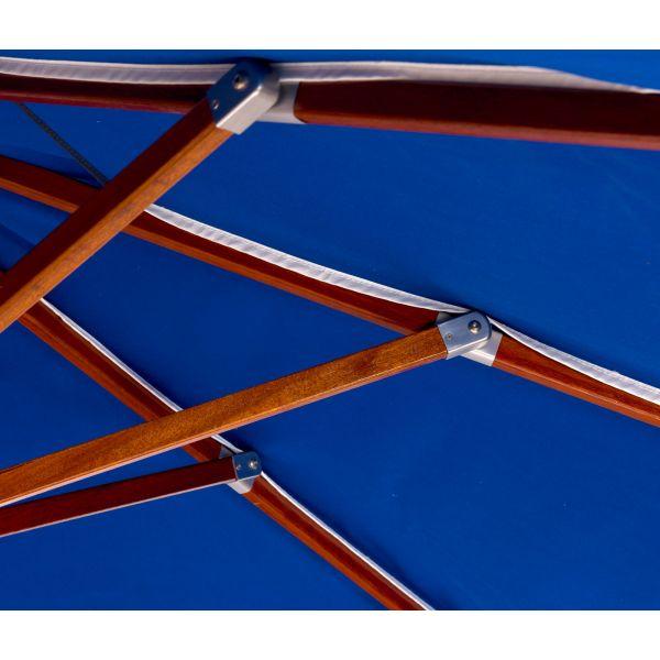 9821TW Ribs on Aluminum Market Umbrella