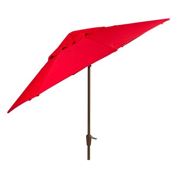 9861CW Aluminum Market Umbrella