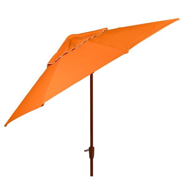 9861WW Aluminum Market Umbrella