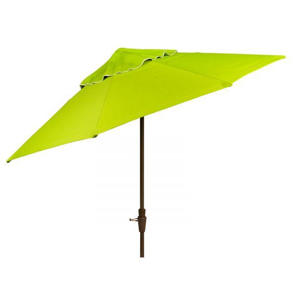 9881CW Aluminum Market Umbrella