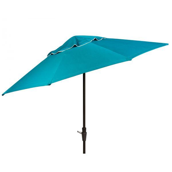9881RW Aluminum Market Umbrella
