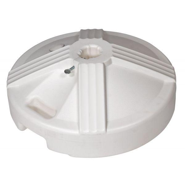 50 lb. Umbrella Base - White