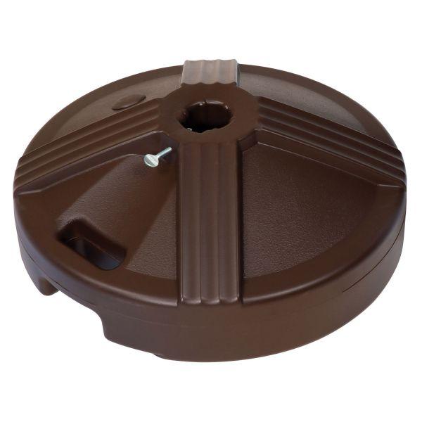 50 lb. Umbrella Base - Brown