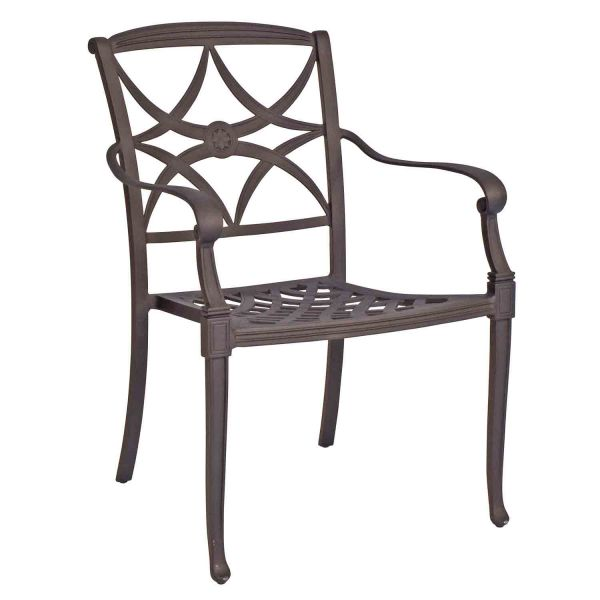 Wiltshire Dining Arm Chair - Stackable