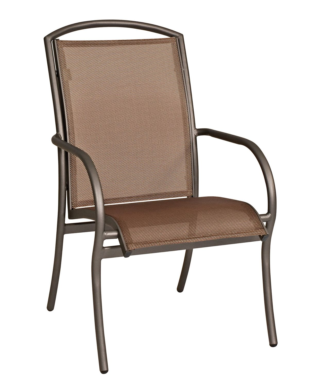 Rivington Sling Dining Armchair Stackable
