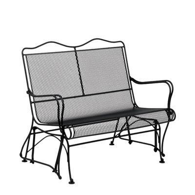 Tucson High-Back Gliding Love Seat