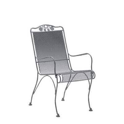 Briarwood High-Back Dining Armchair