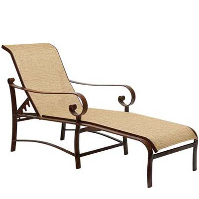 Belden Sling Adjustable Chaise Lounge