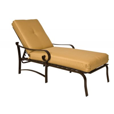 Belden Cushion Adjustable Chaise Lounge
