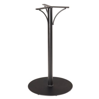 Pedestal Bar Height Table Base