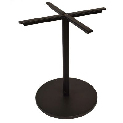 Pedestal Counter Height Base with Weighted Umbrella Base