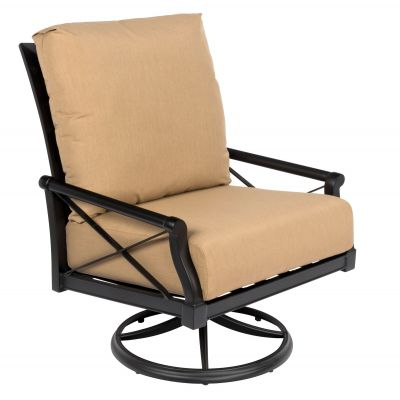 Andover Big Man's Swivel Rocking Lounge Chair