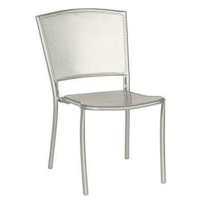 Café Series Albion Mercury Side Chair - Stackable