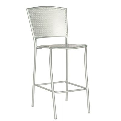 Café Series Albion Mercury Stationary Bar Stool
