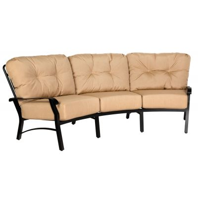 Cortland Cushion Crescent Sofa