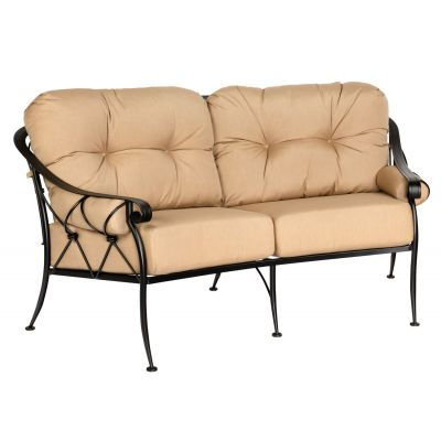 Derby Crescent Love Seat