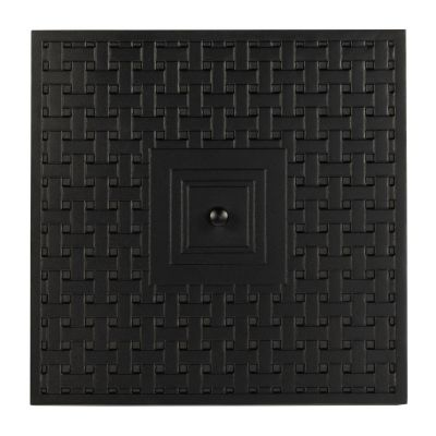 Empire Square Replacement Fire Table Top Burner Cover