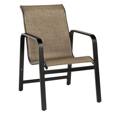 Landings Sling Dining Armchair - Stackable