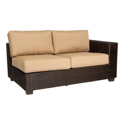 Montecito Right Arm Facing Love Seat Sectional