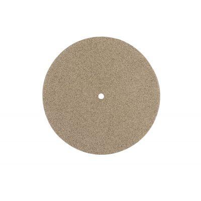 "Oatmeal 36"" Round Fiberglass Faux Granite Top"