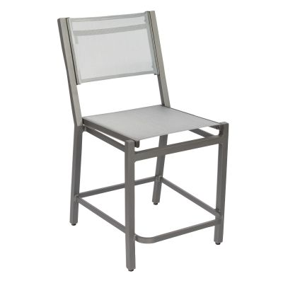 Palm Coast Sling Counter Stool without Arms