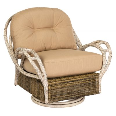 River Run Butterfly Swivel Lounge Chair