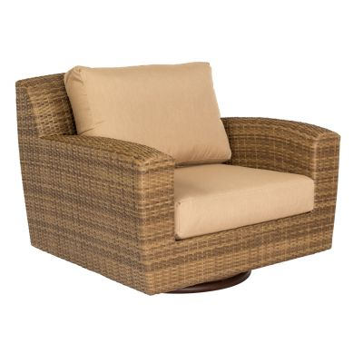 Saddleback Swivel Lounge Chair