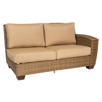Saddleback Right Arm Facing Love Seat Sectional