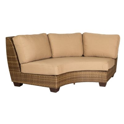 Saddleback Curved Sectional Unit