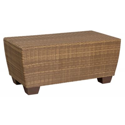 Saddleback Rectangular Coffee Table