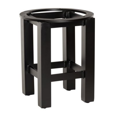 Trestle End Table Base