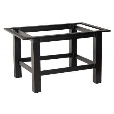 Trestle Rectangular Coffee Table Base