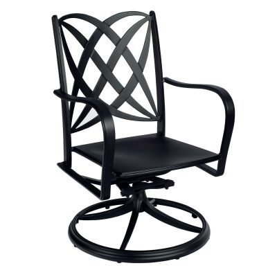 Apollo Swivel Rocking Dining Armchair